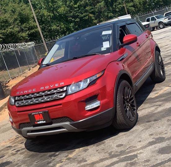 Arowolo Autos Range Rover 1